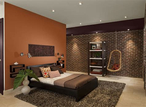 brown and orange bedroom ideas 9 techniques for invigorating your home with a pop of orange