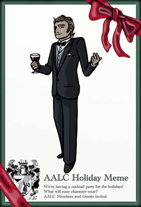 Cocktail Meme - aalc cocktail party meme by roqi on deviantart