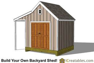 Shed Plans With Porch 10x10 shed plans with porch cape cod shed new england shed