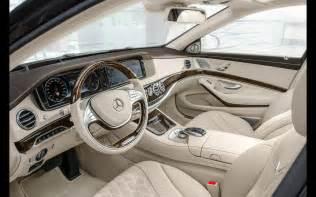 Mercedes S Class Interior Photos 2015 Mercedes Maybach S Class Interior 13 2560x1600