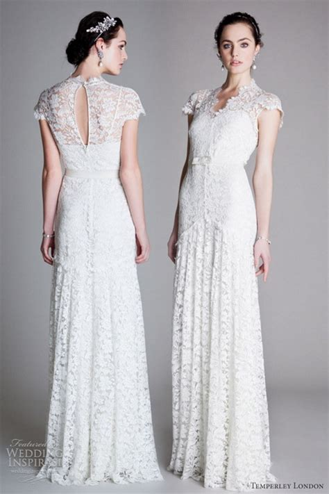 Vintage Style 1920s Wedding Dresses by Vintage Wedding Dresses 1920s