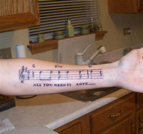 all you need is love tattoo design can alter moods designs