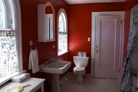 small red bathroom ideas country primitive bathroom decor red bathroom design ideas