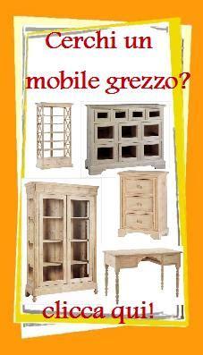 mobili grezzi economici mobili arte povera catalogo