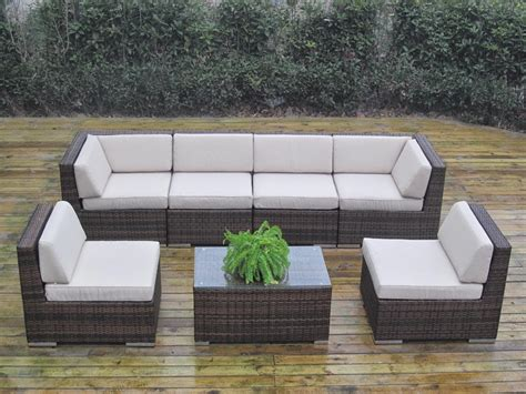 Patio Sectional Sofa Outdoorcouches Outdoor Sectional Couches