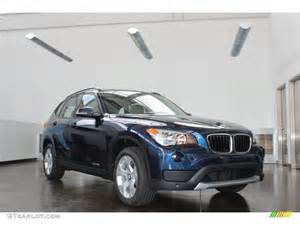 2014 sea blue metallic bmw x1 sdrive28i 81403623