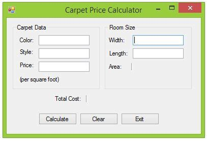 carpet calculator vb carpet vidalondon