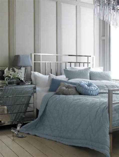 blue and silver bedroom decor 20 beautiful blue and gray bedrooms digsdigs