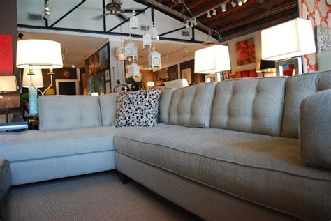 sectional sofas charlotte nc light grey button tufted sectional sofa laura casey
