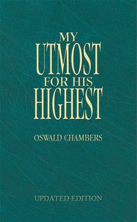 My Oswald Ebook E Book oswald chambers my utmost for his highest 11th century book pdf read ebook or