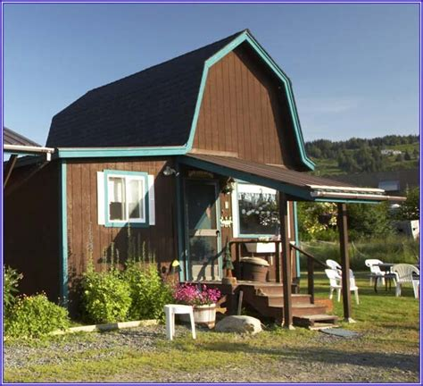Homer Cabins by Spruce Acres Cabins Rv Park In Homer Alaska Lodging In