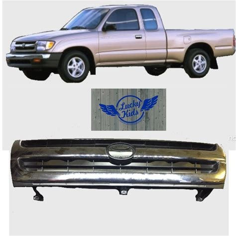 2000 Toyota Tacoma Grill Best Grill For 1998 1999 2000 Toyota Tacoma For Sale In