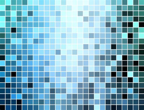 mosaic graphic pattern abstract square mosaic background vector graphic