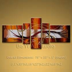 abstract wall decor contemporary canvas wall modern abstract painting