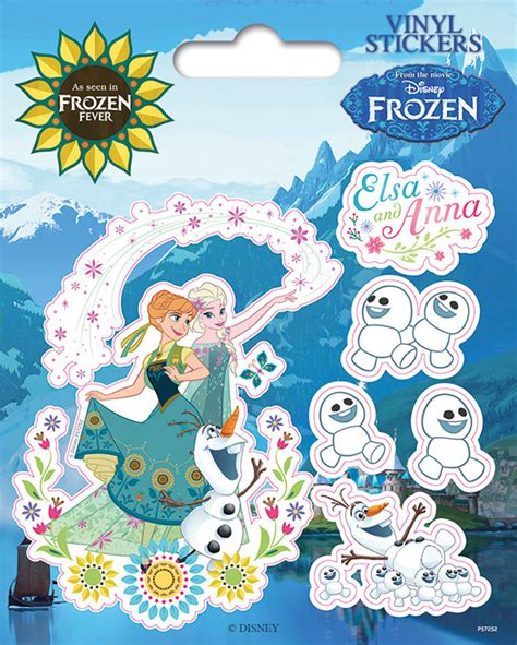 Frozen Fever Note Book frozen fever sticker sold at abposters