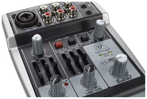 Mixer Behringer Xenyx 302 Usb behringer xenyx 302 usb mixer getinthemix