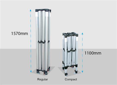 compact gazebo compact gazebo 3 x 3m hercules instant shelter