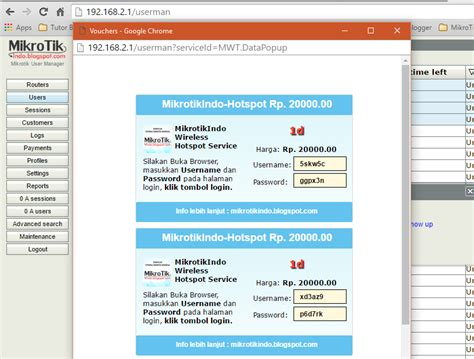 cara membuat voucher hotspot mikrotik rb750 cara membuat voucher hotspot mikrotik via user manager