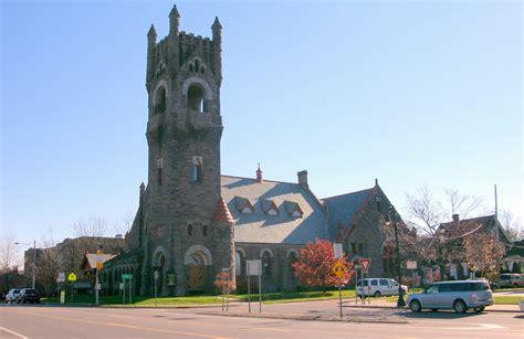 Nice New Church Signs #2: First_Congregational_Church_Malone_NY_Nov_10.jpg