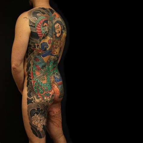 Japanese Tattoo Pain | 50 spiritual traditional japanese style tattoo meanings