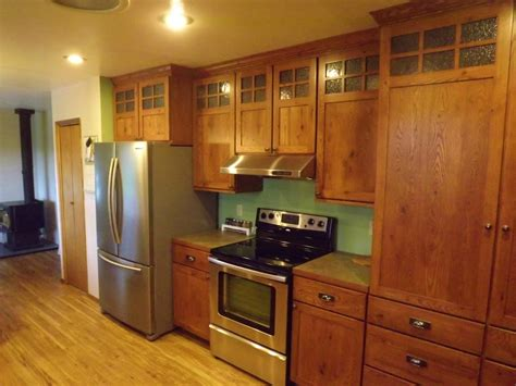 craftsman style kitchen cabinets kitchen cabinets camano custom s blog