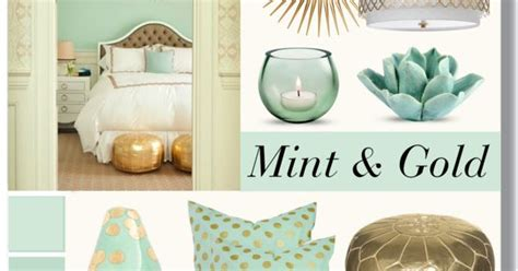 regina home decor mint gold by lgb321 on polyvore featuring polyvore