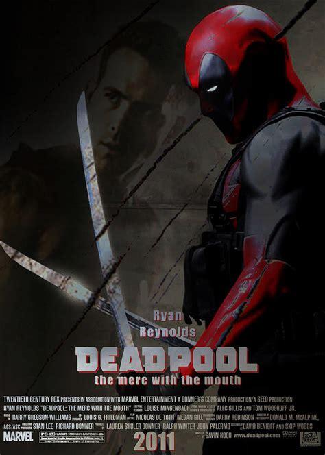 film marvel deadpool deadpool movie announced pinoygamer pinoy gaming