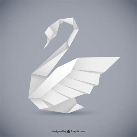 Origami Swan Pdf - 25 unique origami swan ideas on paper swan