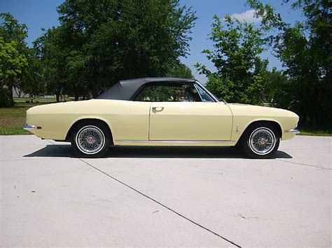 1968 Chevy Corvair Convertible For Sale | 1968 chevrolet corvair monza for sale lithia florida