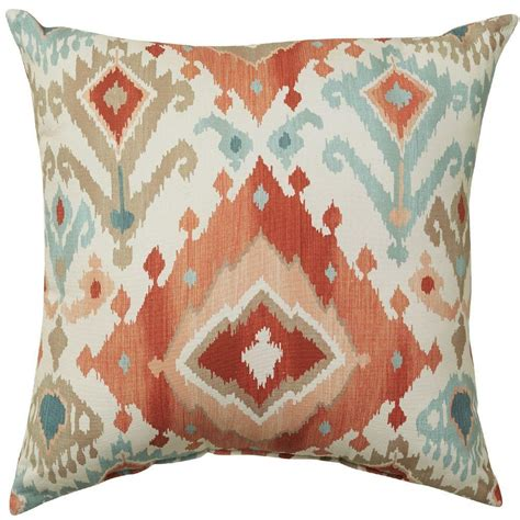 Home Decorators Outdoor Pillows by Home Decorators Collection 16 In Alessandro Spiceberry