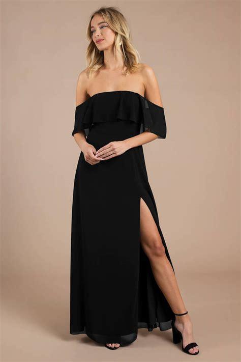 Into You Maxi Dress mauve dress shoulder dress front slit dress