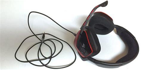 Murah Corsair Void Stereo Gaming Headset geekdad review corsair void surround hybrid stereo gaming