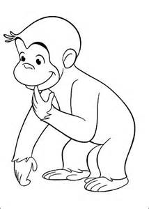 curious george coloring pages cooloring