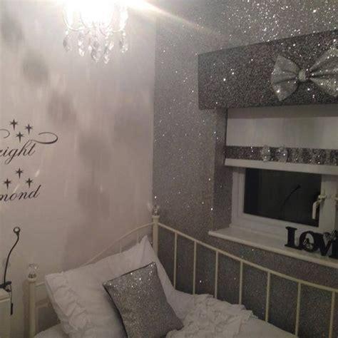 glitter wallpaper ideas 22 meter width is 54 55 font b glitter b font room