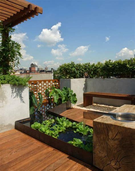 terrassengestaltung die terrasse schicker aussehen lassen