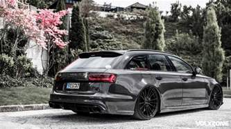Audi Rs6 Carbon Audi Rs6 Is One Mad Wagon
