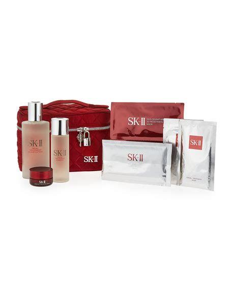 Sk Ii Limited Edition sk ii limited edition essentials set 390 value neiman