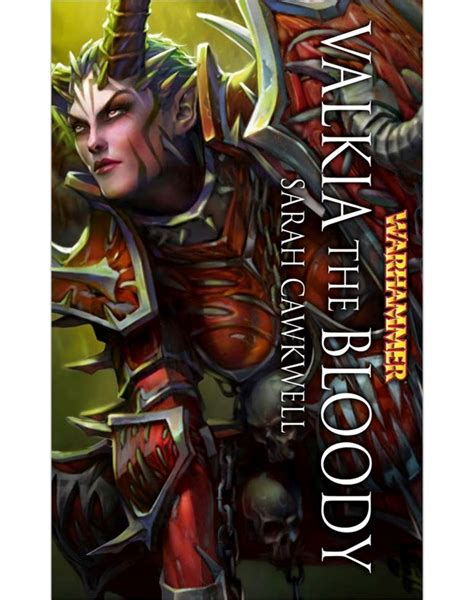 the bloody black library valkia the bloody ebook