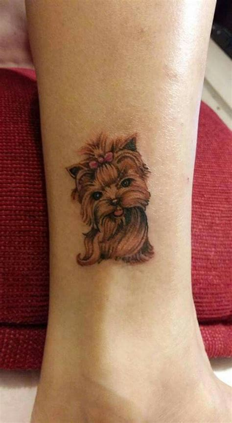 yorkie tattoo pictures 2175 best tattoo mostly peacock images on pinterest