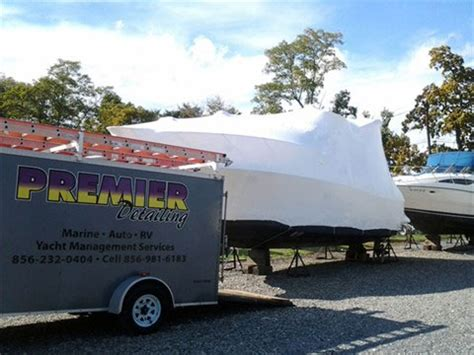 boat shrink wrap service near me shrink wrap premier yacht management