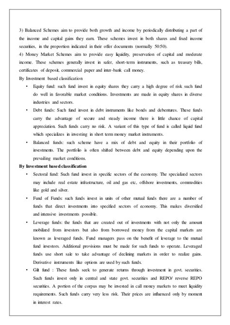 funds research papers term paper on funds collegeconsultants x fc2