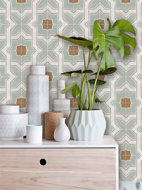 porcelain and glass tiles wall bathroom backsplash leaves 14 removable floor tile stickers collections page 2 of 3