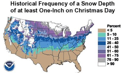 snow cover map usa weather doctor s weather dreaming of a white
