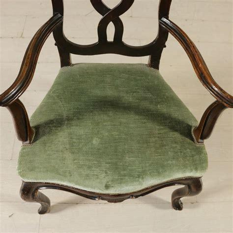 poltrone antiquariato coppia di poltrone barocchetto sedie poltrone divani