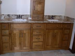 Quarter Sawn Oak Kitchen Cabinets Master Bath Quarter Sawn Oak William Pepper Fine