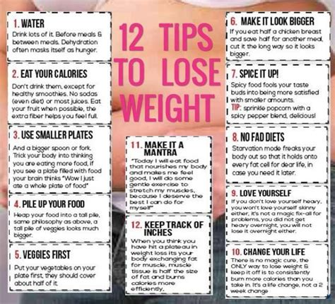 12 tops to lose weight trusper