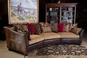 leather  fabric sectional sofas foter