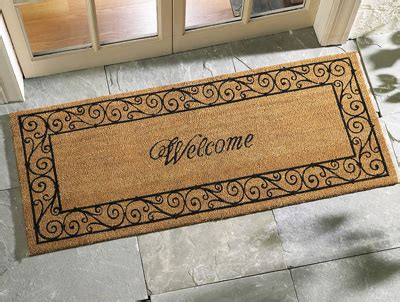 Oversized Front Door Mats collections etc find unique gifts at