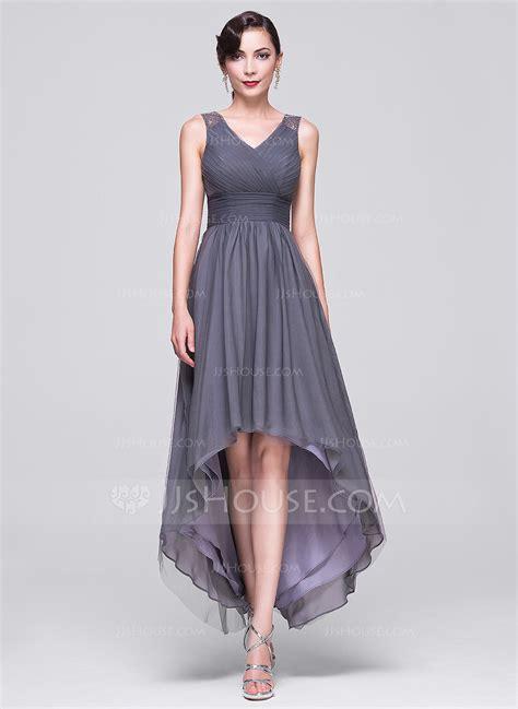 fotomontaje con vestidos de noche corte a princesa escote en v asim 233 trico tul vestido de