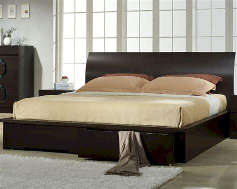 Zen Platform Bed J M King Platform Bed Zen Jm Sku1754428bed